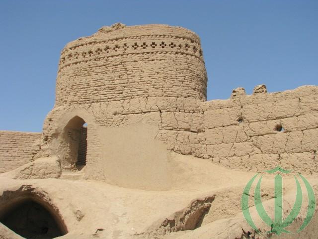 Крепость Нарин-кала