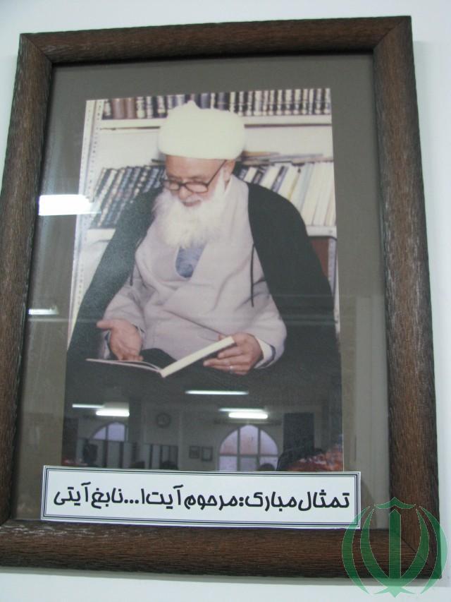Аятолла Мохаммад Хоссейн Набег Аяти