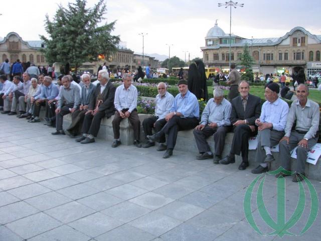 Старики Хамадана