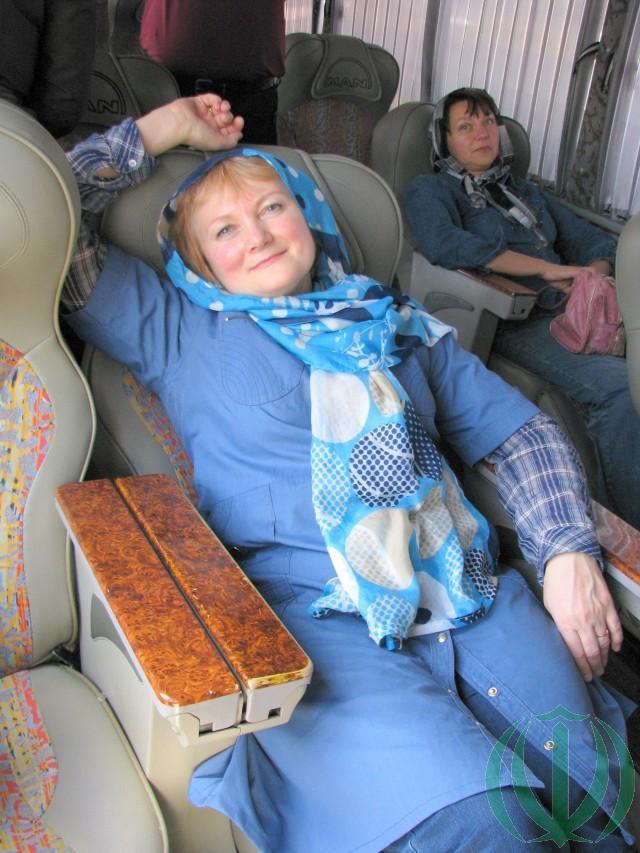Мария: поездка - это отдых!