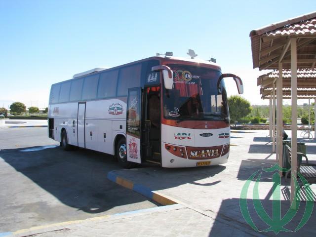 Иранский автобус